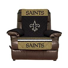 Officially Licensed NFL Recliner Cover - New Orleans Saints