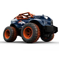 Officially Licensed NFL Remote Control Monster Truck - Broncos