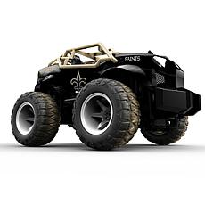 Officially Licensed NFL Remote Control Monster Truck - Saints