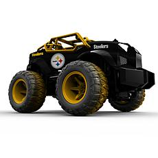 Officially Licensed NFL Remote Control Monster Truck - Steelers