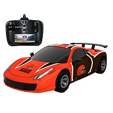 Officially Licensed NFL Remote Control Racer - Cleveland Browns