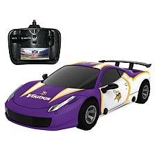 Officially Licensed NFL Remote Control Racer - Minnesota Vikings