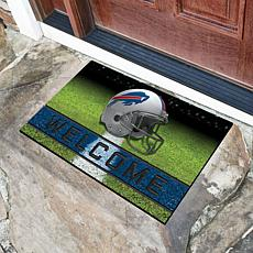 Officially Licensed NFL Rubber Door Mat