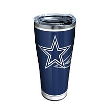 Officially Licensed NFL Rush Stainless Steel Tumbler - Dallas Cowboys