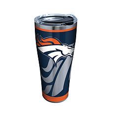 Officially Licensed NFL Rush Stainless Steel Tumbler - Denver Broncos