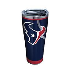 Officially Licensed NFL Rush Stainless Steel Tumbler - Houston Texans