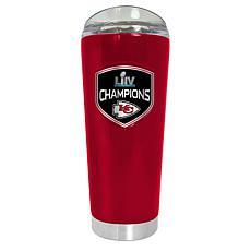 Officially Licensed NFL SB LIV Champ 20 oz. Roadie Tumbler - Chiefs