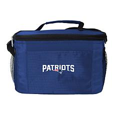 Officially Licensed NFL Small Cooler Bag - Patriots