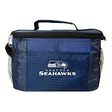 Officially Licensed NFL Small Cooler Bag - Seahawks