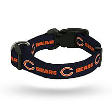 Officially Licensed NFL Small Pet Collar - Bears