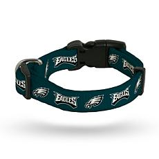 Officially Licensed NFL Small Pet Collar - Eagles