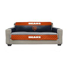 Officially Licensed NFL Sofa Cover - Chicago Bears