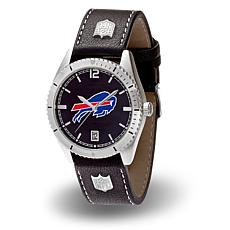 "Officially Licensed NFL Sparo ""Guard"" Strap Watch - Bills"