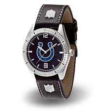 """Officially Licensed NFL Sparo """"Guard"""" Strap Watch - Colts"""