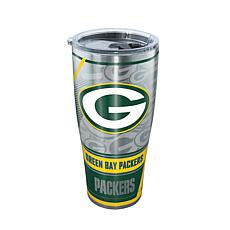 Officially Licensed NFL Stainless Steel Tumbler - Green Bay Packers