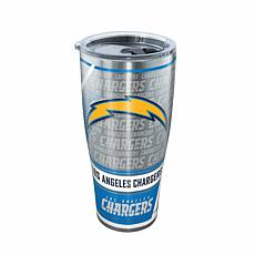 Officially Licensed NFL Stainless Steel Tumbler - Los Angeles Chargers