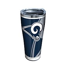 Officially Licensed NFL Stainless Steel Tumbler - Los Angeles Rams