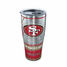 Officially Licensed NFL Stainless Steel Tumbler - San Francisco 49ers