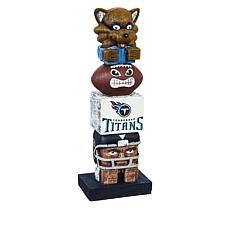 Officially Licensed NFL Tiki Totem Garden Statue