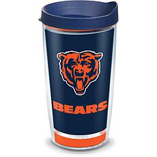 Officially Licensed NFL Touchdown  Tumbler w/ Lid - Chicago Bears