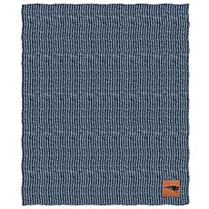 Officially Licensed NFL Two Tone Cable Knit Throw Blanket - Patriots