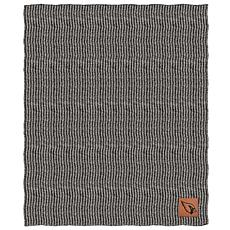 Officially Licensed NFL Two Tone Cable Knit Throw Blanket - Cardinals