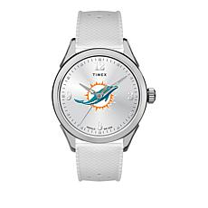 Officially Licensed NFL Women's Athena Sporty Watch  By Timex