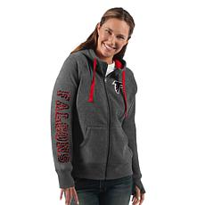 Officially Licensed NFL Women's Playoff Full-Zip Jacket by Glll