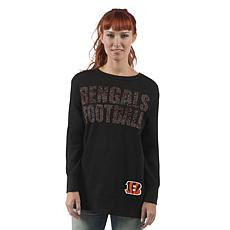 Officially Licensed NFL Women's Superstar Sweatshirt by Glll