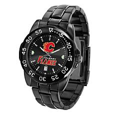 Officially Licensed NHL Calgary Flames FantomSport AC Watch