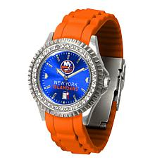 Officially Licensed NHL Sparkle Series Watch - New York Islanders