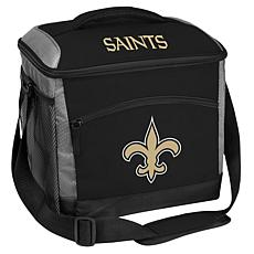 Officially Licensed Soft-Sided Insulated 24-Can Cooler Bag - Saints