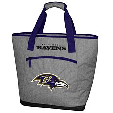 Officially Licensed Soft-Sided Insulated 30-Can Cooler Bag - Ravens