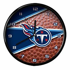 Officially Licensed Tennessee Titans Team Football Clock