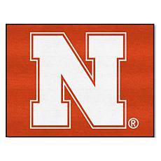 Officially Licensed University of Nebraska All-Star Mat