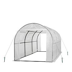 Ogrow 2-Door Walk-In Tunnel Greenhouse