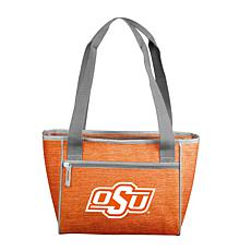 Oklahoma State Crosshatch 16-Can Cooler Tote