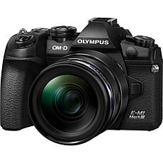Olympus OM-D E-M1 Mark III Digital Camera with 12-40mm Lens