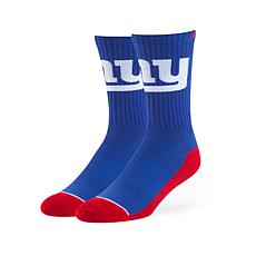 Optimum Fulfillment New York Giants NFL Anthem Crew Socks