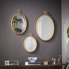 Oralia 3-piece Decorative Mirror Set