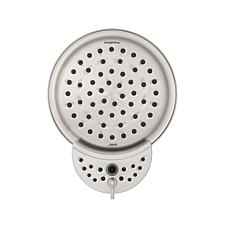 Orbit Rain Shower Head 2.0 GPM - Brushed Nickel