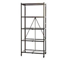 Origami 5-Tier Large Heavy Duty Rack - Up to 750lb. Capacity