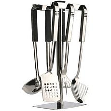 Orion 7-piece 18-10 Stainless Steel Kitchen Utensil Set