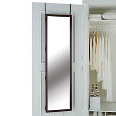 "Over-the-Door 66"" Jumbo Jewelry Armoire"