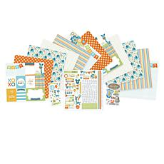 Paper House Baby Boy Card Making Bundle
