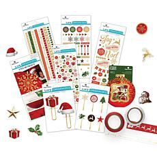 Paper House Christmas Joy Mega Accessory Set
