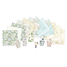 Paper House Cool Florals Paper Crafting Bundle