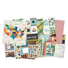 Paper House Discover USA Paper Crafting Kit