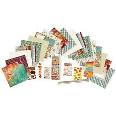 Paper House Fall Into Autumn Paper Crafting Bundle