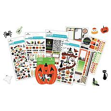 Paper House Halloween Sticker Lovers Set